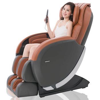 tokuyo 玩美好坐S雙軌零重力臀感按摩椅(輕鬆版) TC-676日本技術+MIT台灣製造