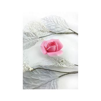 ▣喜瑞瓷▣永恆動人~經典白瓷永生玫瑰花