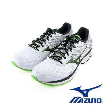 【Mizuno 美津濃】 2017 WAVE RIDER 20 男慢跑鞋 J1GC170310