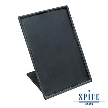 【日本 SPICE 】馬口鐵立式 桌上型小黑板 L / 備忘錄 年曆