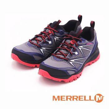 MERRELL CAPRA BOLT GORE-TEX專業功能防水運動鞋-灰(另有綠)