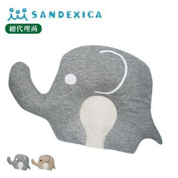 台灣總代理 日本Sandexica新生兒安撫動物造型護頭寶寶枕【FA0022】