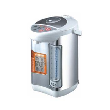 元山 4公升(電動給水)電熱水瓶.YS-537AP