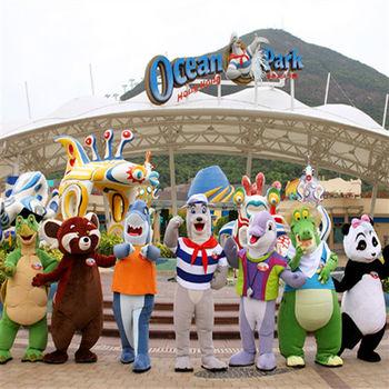 【11-12月】無購物無自費~香港迪士尼海洋公園雙樂園三日