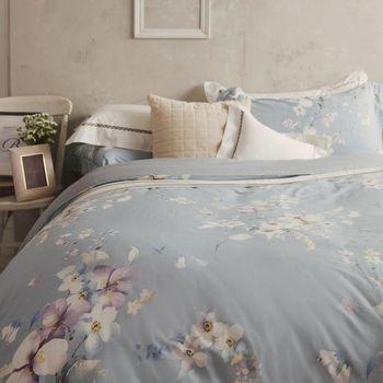 BBL 花宴絮語100%純棉雙人兩用被床組