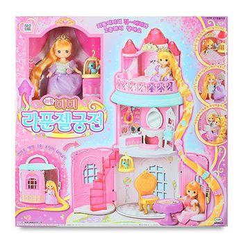 【MIMI WORLD】迷你MIMI長髮公主城堡 MI14551