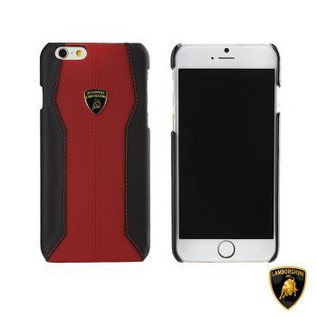 藍寶堅尼 Lamborghini iPhone 7 真皮保護殼(送保貼)