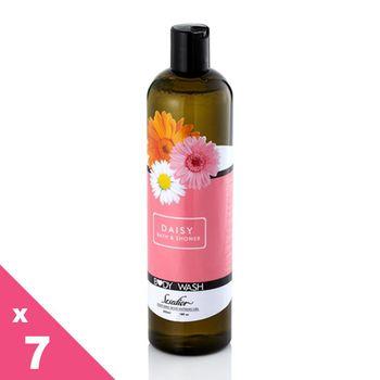 Sesedior橄欖保濕香水沐浴乳(小雛菊)7瓶