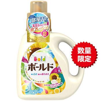 【日本PG】限定版 Bold香氛粒子洗衣精 760g‧日本製