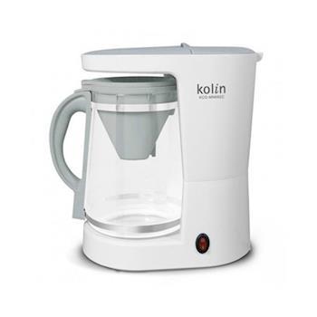 歌林Kolin-泡茶咖啡兩用機KCO-MN682C