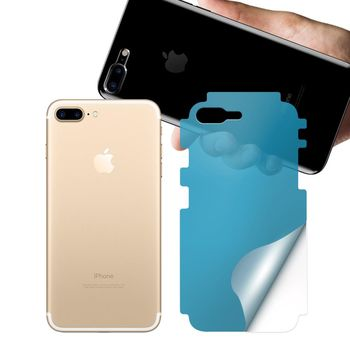 XM Apple iPhone 7 Plus / i7+ 5.5吋 完美滿版背面曲面保護貼(附工具包)