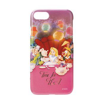 iPhone 7 4.7吋 iJacket 迪士尼 愛麗絲 華麗 硬式手機殼-愛麗絲夢遊仙境