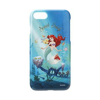iPhone 7 4.7吋 iJacket 迪士尼 愛麗絲 華麗 硬式手機殼-小美人魚