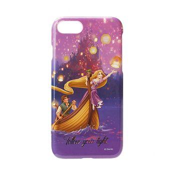 iPhone 7 4.7吋 iJacket 迪士尼 愛麗絲 華麗 硬式手機殼-長髮公主