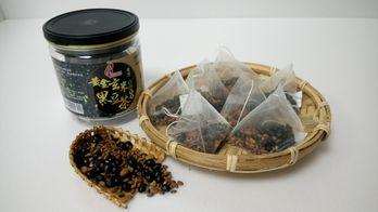 [珍台]黃金玄米黑豆茶養生組-勁