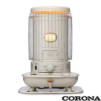 日本CORONA古典圓筒煤油暖爐SL-6616(公司貨)加送韓國手動加油槍
