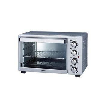 | SAMPO | 聲寶 30L 雙溫控油切旋風烤箱 KZ-PG30F