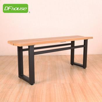 《DFhouse》英式工業風-雙人餐椅