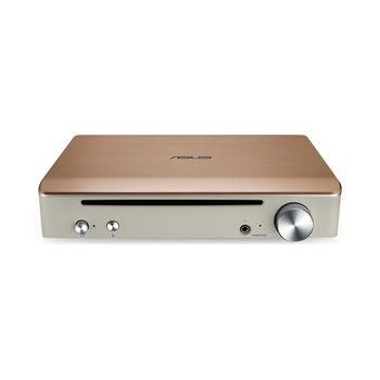 ASUS 華碩 Impresario SBW-S1 PRO 7.1 環繞音效卡 外接 藍光燒錄機