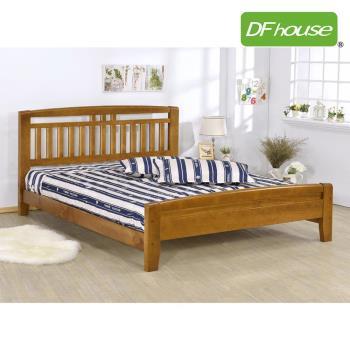 《DFhouse》潘朵拉6尺實木雙人床