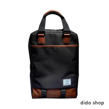【dido shop】15.6吋 簡約大容量雙肩筆電後背包 筆電包 電腦包 (BK092)
