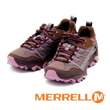 MERRELL MOAB FST GORE-TEX多功能健行鞋 女鞋 棕