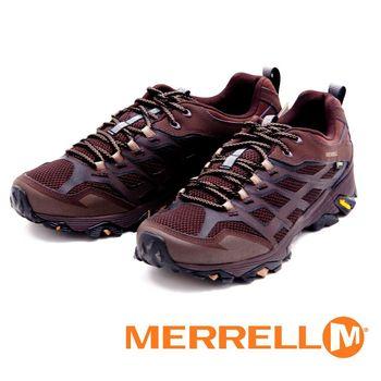 MERRELL ALL OUT BLAZE AERO 專業功能 男鞋-棕