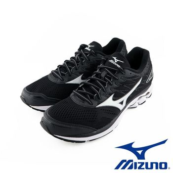 【Mizuno 美津濃】 2017 WAVE RIDER 20 男慢跑鞋 J1GC170301