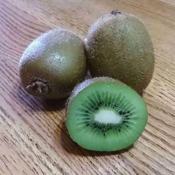 【綠安生活】紐西蘭Zespri綠色奇異果 2箱(30-36粒/箱)
