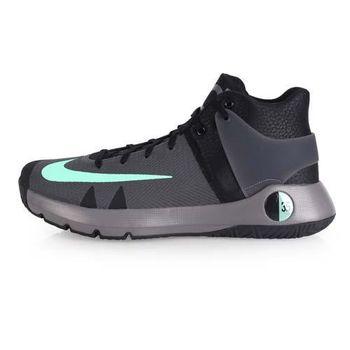 【NIKE】KD TREY 5 IV EP 男籃球鞋-杜蘭特 高筒 淺綠灰