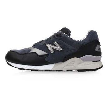 【NEWBALANCE】878系列 男復古鞋-運動 休閒 NB N字鞋 灰黑銀