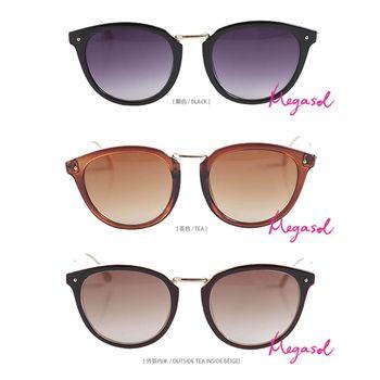 【MEGASOL】寶麗萊UV400偏光太陽眼鏡(MS1700)