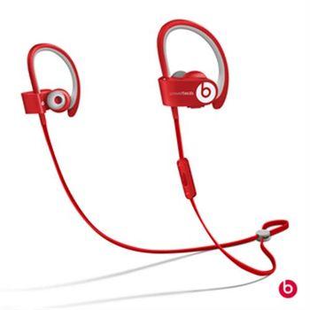 【Beats】Powerbeats2 Wireless藍牙無線運動耳機(紅)