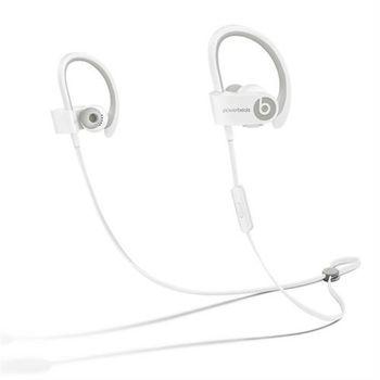 【Beats】Powerbeats2 Wireless藍牙無線運動耳機(白)