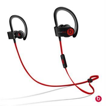 【Beats】Powerbeats2 Wireless藍牙無線運動耳機(黑)