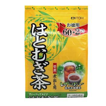 《ITOH》德用薏仁茶*2入組(3g*62袋)
