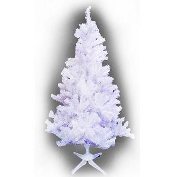 台製豪華型8尺/8呎(240cm)夢幻白色聖誕樹 裸樹(不含飾品不含燈)