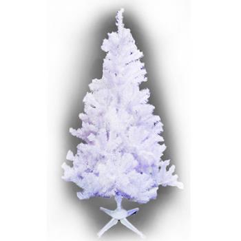 台製豪華型6尺/6呎(180cm)夢幻白色聖誕樹 裸樹(不含飾品不含燈)