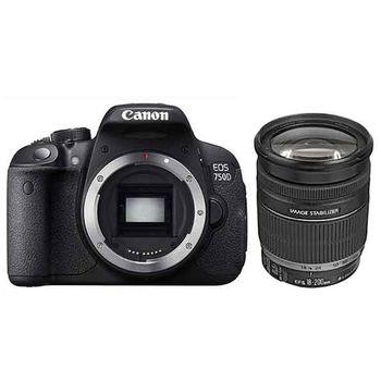 Canon EOS 750D BODY (公司貨) + 18-200mm (平輸)