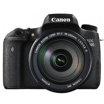 Canon EOS 760D BODY 單機身(公司貨)+18-200mm  (平輸)