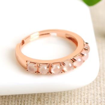 【品澐珠寶】現貨+預購 925銀鑲嵌天然蛋面翡翠戒指