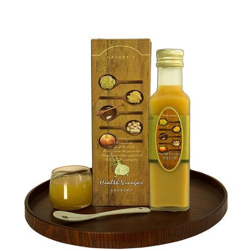 印度古方【奇香妙草】 Health Vinegar檸檬薑蒜蜜醋x2