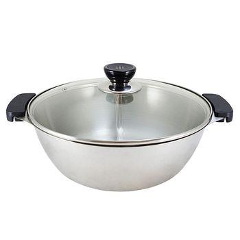 康潔鴛鴦火鍋28cm(TH-05228)
