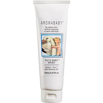 【澳洲 Aromababy】寶寶溫和純淨沐浴露(150ml X 1罐)