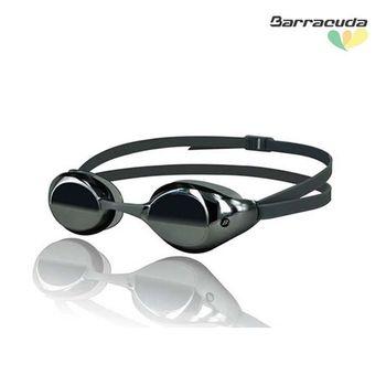 美國巴洛酷達Barracuda成人競技抗UV防霧泳鏡-BOLT#90210
