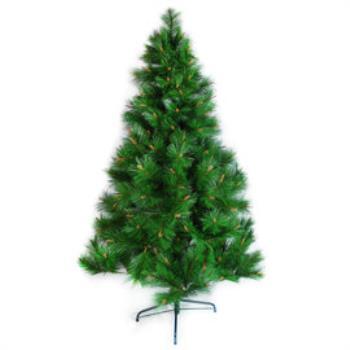 台灣製  6呎 / 6尺(180cm)特級松針葉聖誕樹裸樹 (不含飾品)(不含燈)