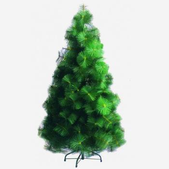 台灣製 5呎/5尺(150cm)特級松針葉聖誕樹裸樹 (不含飾品)(不含燈)