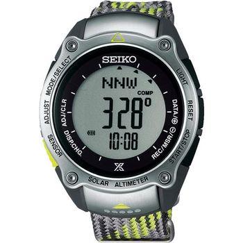 SEIKO PROSPEX 富士山世界遺產限定腕錶-綠/43mm S822-00B0G(SBEB035J)