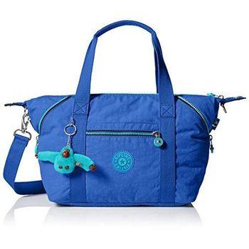 Kipling U.S.A. 2017時尚魅力Art鈷藍色手提包