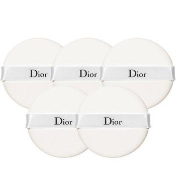Dior 迪奧 氣墊粉撲*5